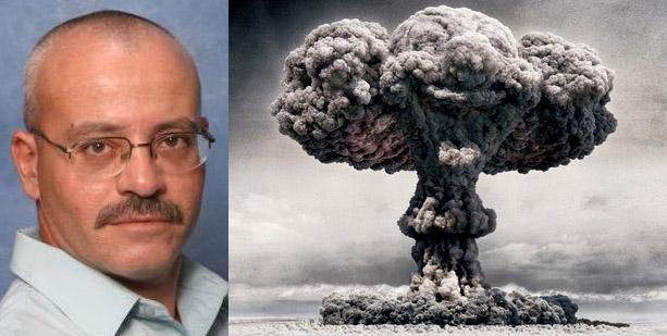 Chen Ben Elijahu izraeli újságíró szerint atombombát kell dobni Németországra és Iránra